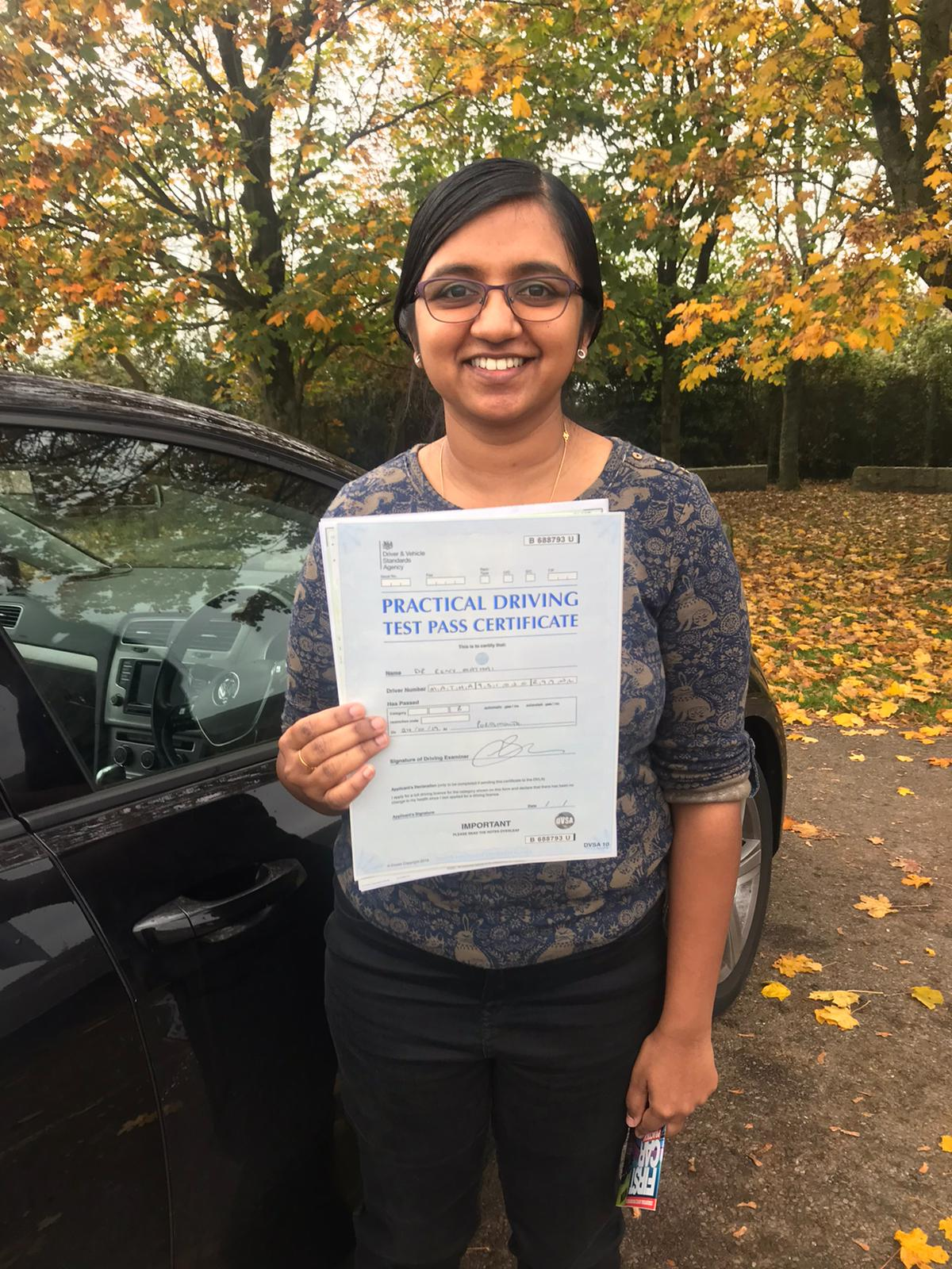Driving School Uk Testimonials
