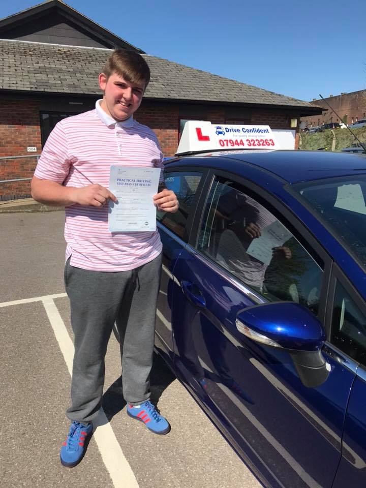 Driving School Portsmouth Testimonials